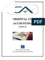 Hospital Cost Accounting