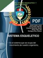 Fisiologia Del Sistema Esqueletico y Articulaciones