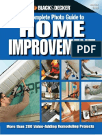 The Complete Guide to Home Improovement