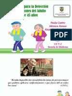 DETECCIÓN ALTERACIONES ADULTO MAYOR COMPLETA