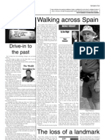 Walking Across Spain
