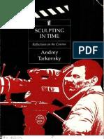 Tarkovsky, Andréi - Esculpir en el tiempo