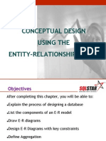Chapter3 - Conceptual Design Using the Entity-relation Model