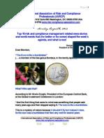 Risk Management Presentation August 6 2012