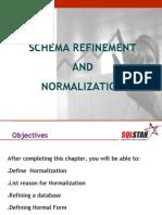Chapter4 - Schema Refinement and Normalisation