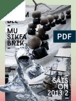 Ensemble musikFabrik / Saison 2013/2