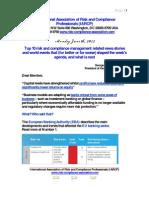 Risk Management Presentation July 16 2012