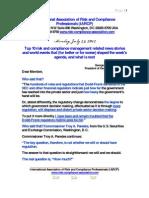 Risk Management Presentation July 23 2012