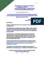 Risk Management Presentation July 30 2012