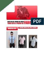 Catalogo Camisas Hombre