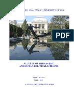PhilosophyandSocial-PoliticalSciences