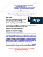 Risk Management Presentation Monday February 18 2013