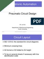 Pneumatic Circuit Design Part 1