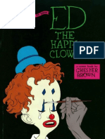 Ed the Happy Clown (1980-'89, Chester Brown)