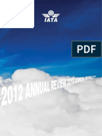 Iata Annual Review 2012