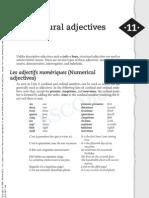 adjetifs francais