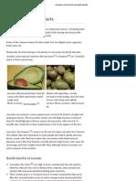 Avocados Health Benefits
