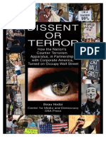 Dissent or Terror