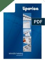 Katalog Radijatora Lipovica