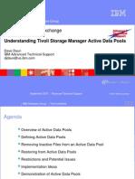 2203937 Active Data Pools on TSM