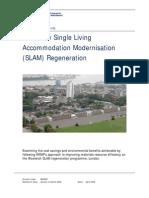 Case Study - Woolwich SLAM Regeneration