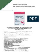 Nicola Ricciardi | Formulario Terzo