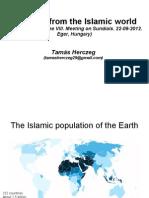 Sundials from the Islamic world