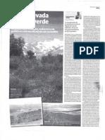 Sierra Nevada se torna al verde. Articulo Divulgación IDEAL_12_06_2013