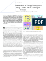Design and Implementation of Energy Management