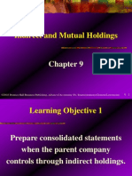 ch09-Advance Accounting-Mutual Holding