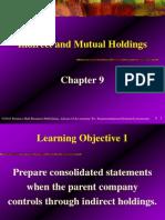 ch09-Advance Accounting-Mutual Holding