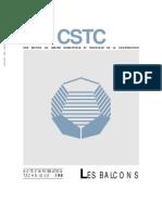 Les Balcons - Nit 196 - Cstc - Be