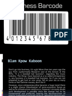 Business Barcode