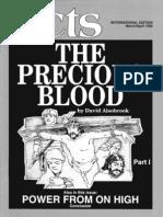 1995 03 ActMar95 ACTS ThePreciousBlood Part1