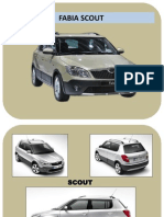 Fabia Scout vs Swift