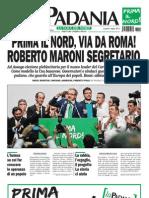 La Padania 07/02/2012