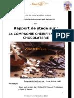 Rapport Aiguebelle (MALKI Yassine)
