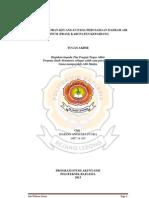 Analisis Laporan Keuangan PDAM Kepahiang (Ion D'Three Lions)