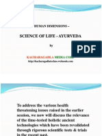 Science of Ayurveda
