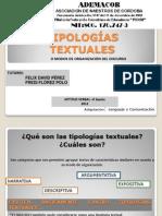 Tipologias I