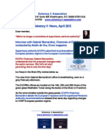 Solvency II News April 2012