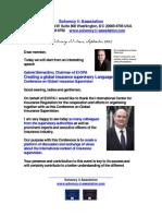 Solvency II News September 2012