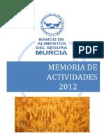 Memoria 2012Bas