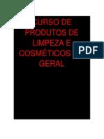 Curso_Produtos_Limpeza_Cosméticos PUTAMEDA