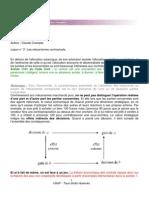Economie du contrat - Les mécanismes contractuels