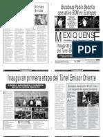 Versión impresa del periódico El mexiquense 14 junio 2013