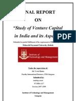 20750325 REPORT on Venture Capital