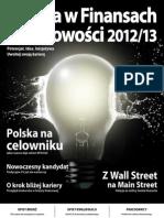 Kariera w Finansach i Bankowości 2012/13