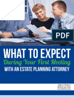 What to Expect During Your First Meeting With an Estate Planning Attorney