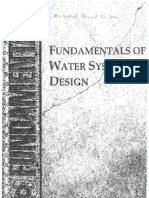 Fundamental of Water System Design -HVAC